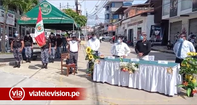 MPSM: Celebran día del trabajador municipal en Tarapoto