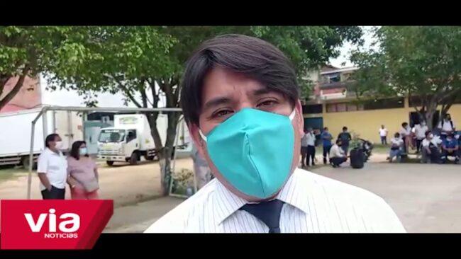 Sindicalistas del sector salud anuncian congreso nacional en Tarapoto