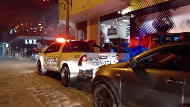 Redoblarán presencia de  serenazgo y PNP en calles de Tarapoto
