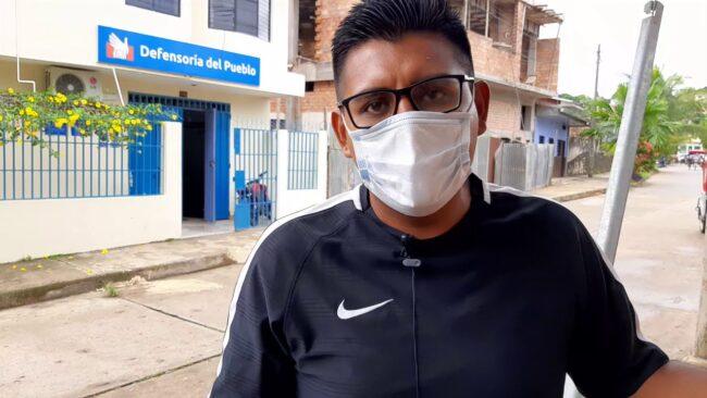 Solicitan intervención de la Defensoría del Pueblo en problema limítrofe en Huimbayoc