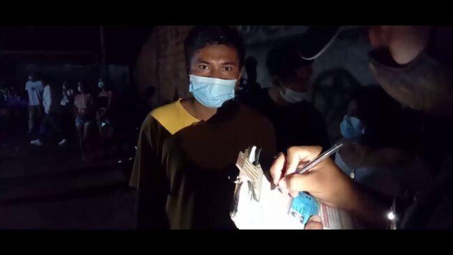Tarapoto: más de 60 intervenidos en cumpleaños entre ellos 30 menores de edad