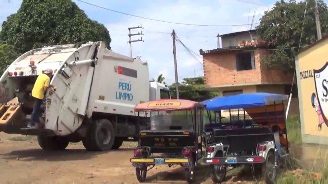 Municipios de Morales, Banda de Shilcayo y Lamas adeudan por uso de relleno sanitario