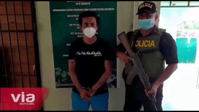 Pampas de Sananguillo: encarcelan a joven por agresión a una mujer