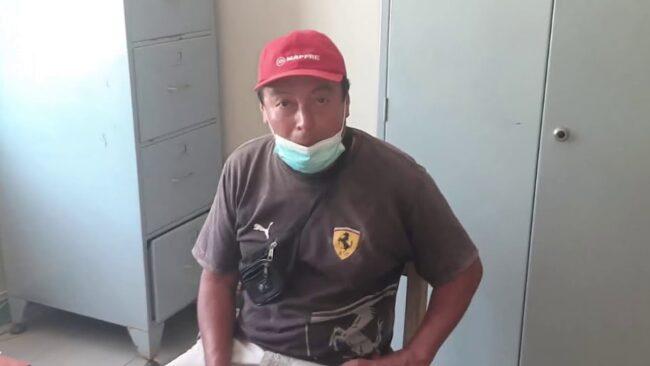 Picota: sujeto acuchilla a tío por problemas de terreno