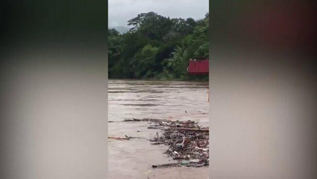 Ríos de la región San Martín comienzan a incrementar su caudal