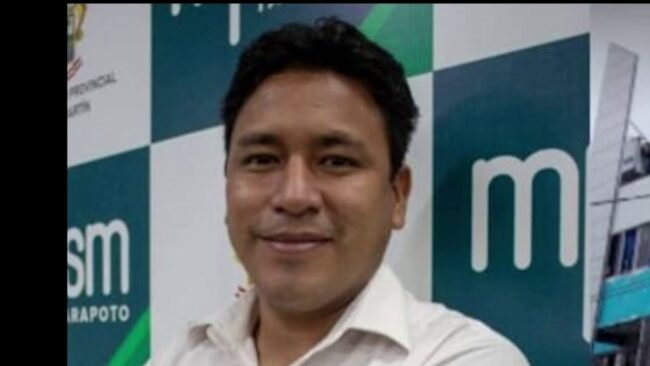 Exigen a alcalde de Tarapoto iniciar proceso administrativo disciplinario