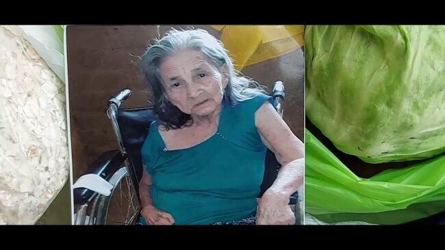 Manos Unidas brinda apoyo a anciana con derrame cerebral