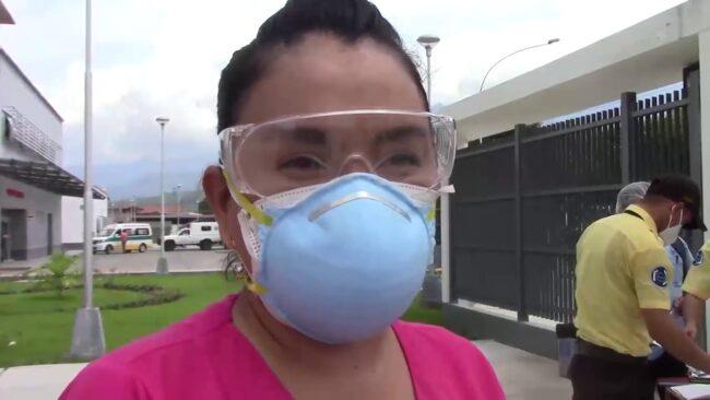 Manos Unidas brinda apoyo a paciente del hospital de Tarapoto