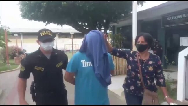 Tarapoto: madre de familia denuncia supuesta violencia familiar y amenazas