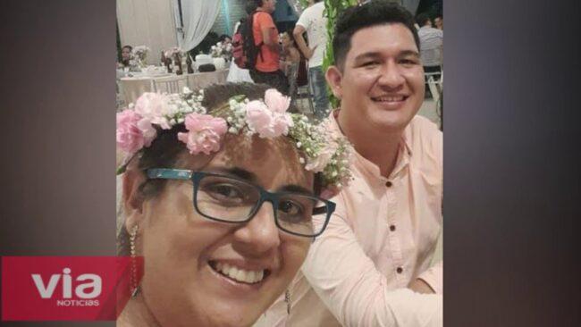 Tarapoto: regidor y funcionaria municipal son captados en fiesta social