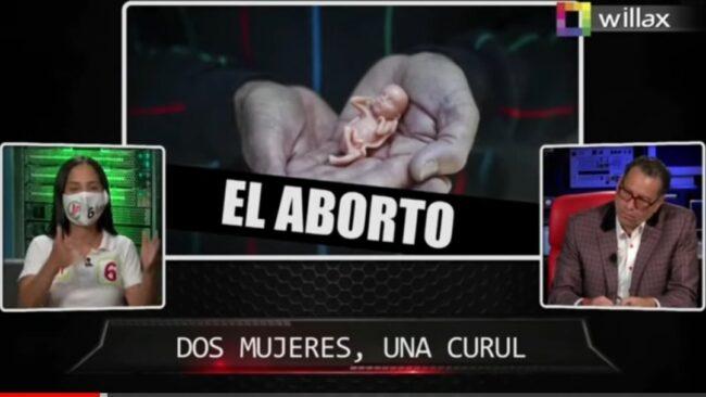 Candidata al Congreso a favor del aborto y que la vida empieza a las 12 semanas del embarazo