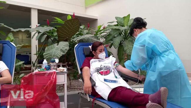 Anuncian actividades por día internacional del donante voluntario de sangre