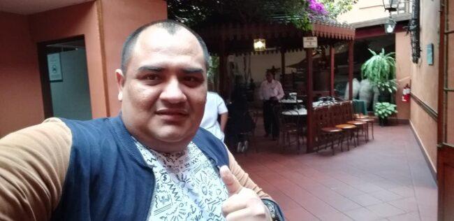 Candidato N° 01 del partido Avanza País dejó de existir ayer durante la jornada electoral