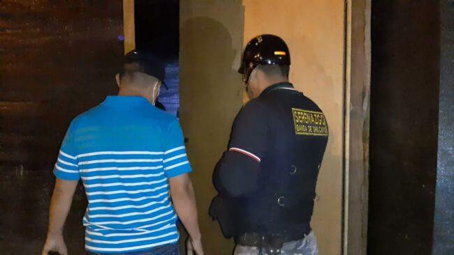 Intervienen a jóvenes acusados de intentar  asaltar en minimarket del distrito bandino