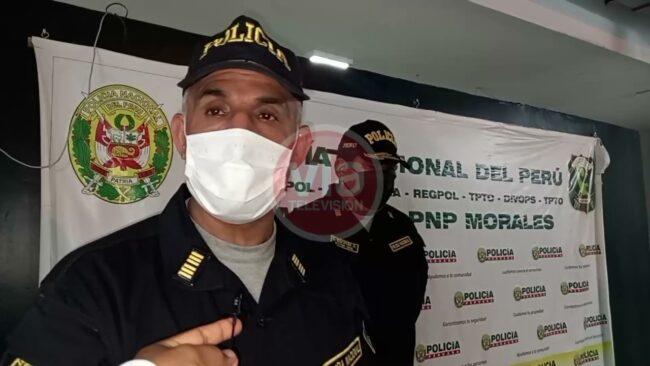 Morales: detienen a presuntos robamotos tras hurtar motocicleta de policía