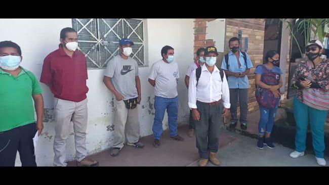 Presidente del frente de defensa de Morales denuncia presunto maltrato por parte de Electro Oriente