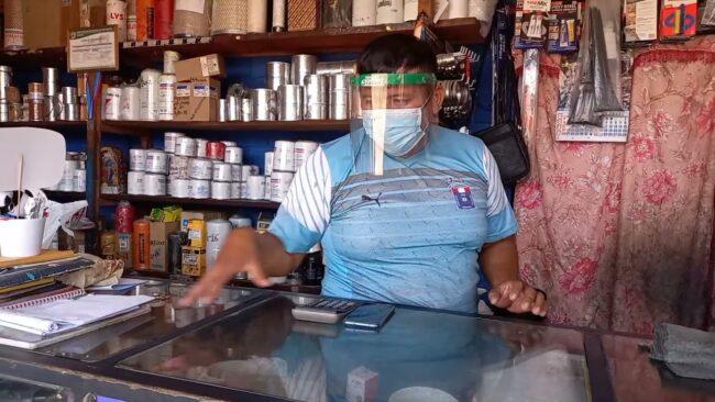 Tarapoto: cámara de seguridad graba hurto  de celular en lavadero de vehículos