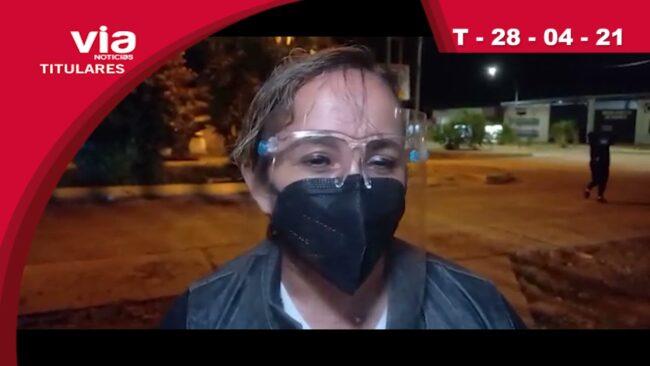 Titulares 28 de abril del 2021 – VIA Noticias de Tarapoto