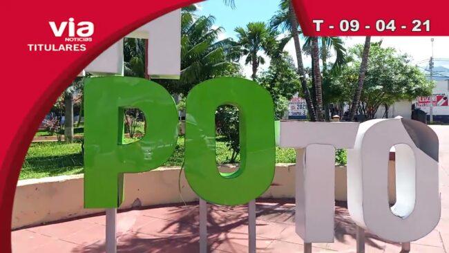 Titulares viernes 09 de abril del 2021 – Tarapoto Perú