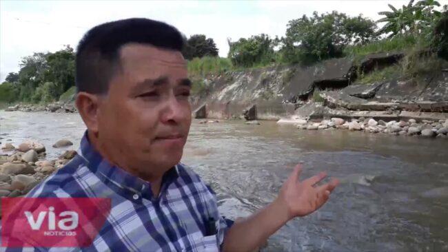 Vecinos de Morales temen colapso del puente Atumpampa