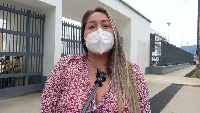 Virtual congresista Cheryl Trigozo visita Banco de Sangre y Hospital II