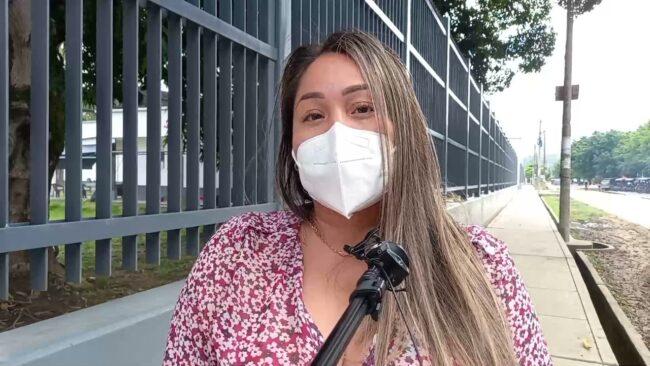 Virtual congresista conmocionada  por nuevo caso de feminicidio en San Martín