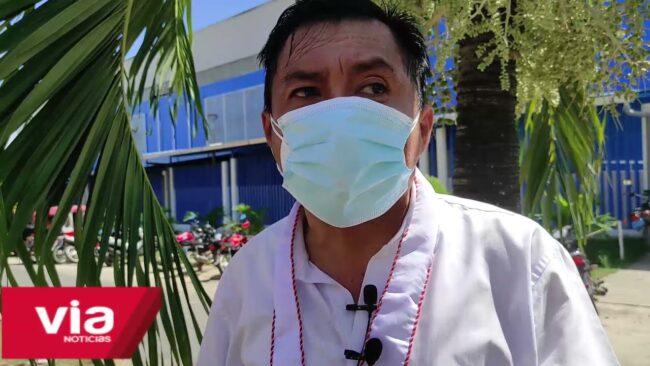 Fiscal penal inspecciona hospital de Essalud por supuesta mafia del oxígeno