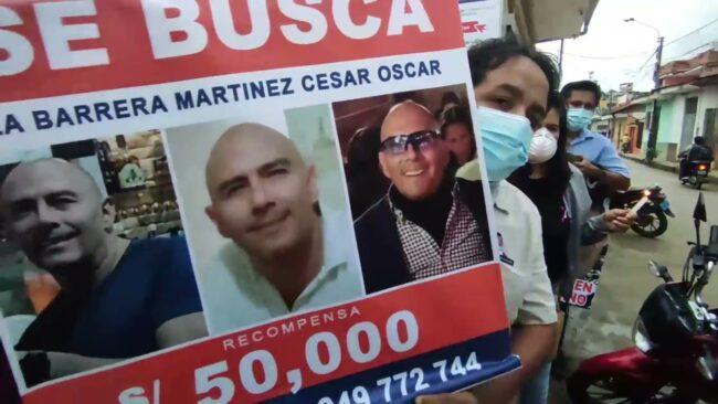 Realizan vigilia exigiendo justicia para víctimas del doble asesinato en Tarapoto