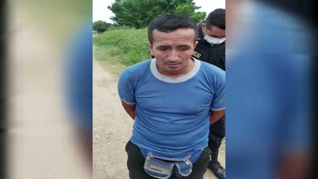 Sujeto que mató a su expareja fue recluido en el penal de Juanjui