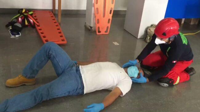 Tarapoto: capacitan a paramédicos del  serenazgo en primeros auxilios