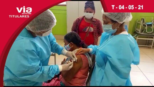 Titulares 04 de mayo del 2021 – Tarapoto – Perú