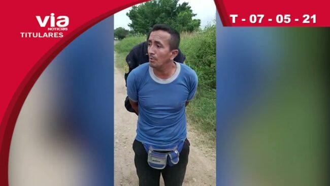Titulares 07 de mayo del 201 – VIA Noticias de Tarapoto
