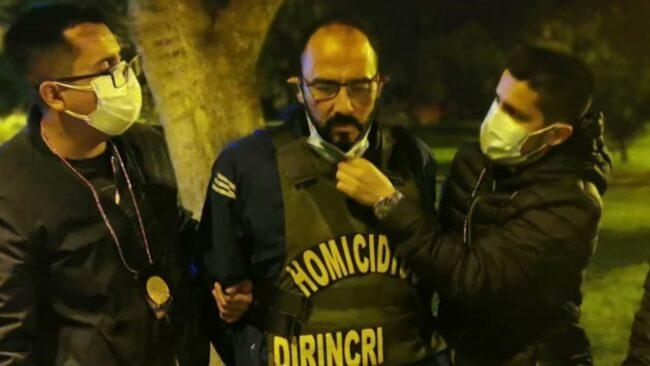 Óscar La Barrera: procesado por feminicidio se niega a declarar ante fiscal que lo investiga