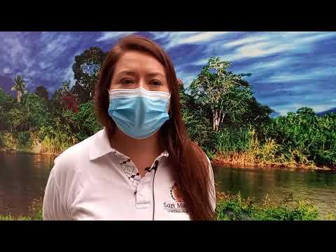 Directora regional de salud confirma reducción de casos positivos de covid