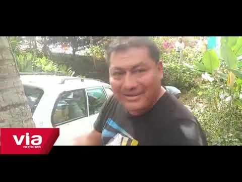 Para evitar impactar con un tráiler , automóvil se despista en carretera Fernando Belaunde Terry