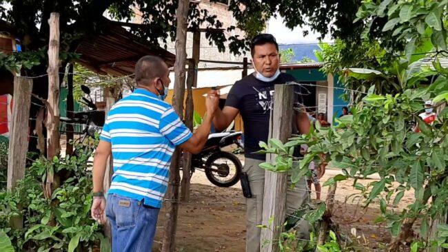 Marco Morales es retirado de terreno en controversia tras llegada del GORESAM