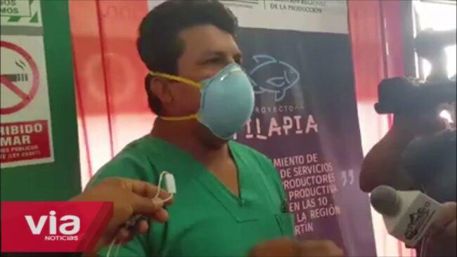 Médico involucrado en presunto cobro desmiente cargo en su contra