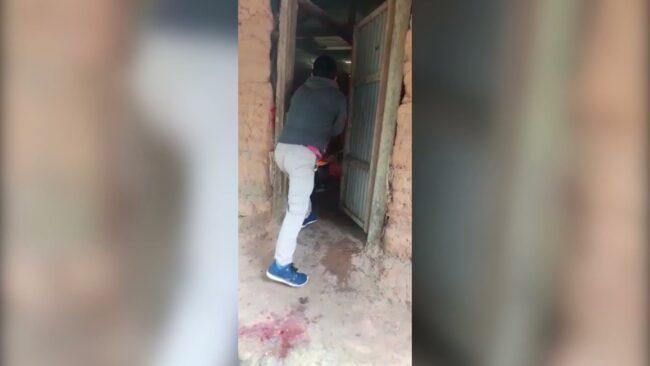 Moyobamba: intervienen a presunto asesino de pareja de ancianos