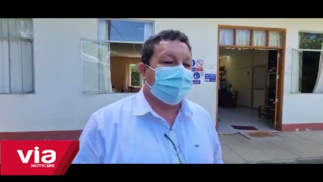 Neil Marina  Trigoso asume Dirección Regional de Agricultura de San Martín