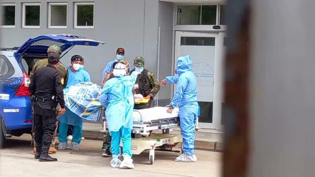 Operativo de la policía antidrogas  deja una persona herida de bala