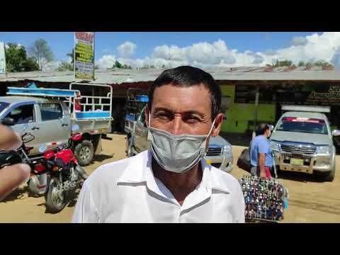 Paro en Yurimaguas afecta a los transportistas y pasajeros