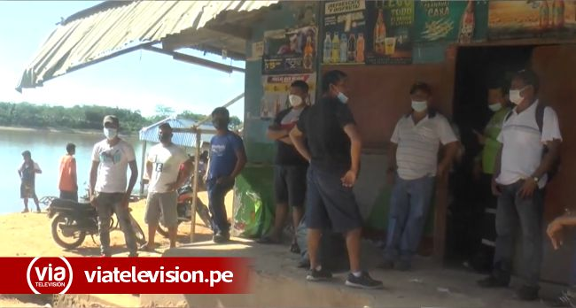 Población que acata paro en Yurimaguas no permitiría que se realice la segunda vuelta