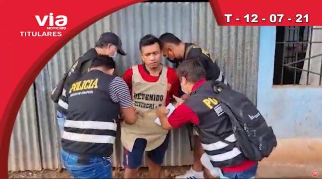 Titulares 12 de julio del 2021 – VIA Noticias de Tarapoto