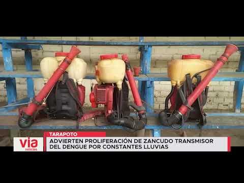 Advierten proliferación de zancudo transmisor del dengue por constantes lluvias