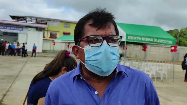 Alcalde de Lamas responde tras ser captado libando en una parrillada