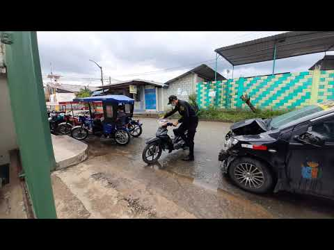 La Banda de Shilcayo: tras acción policial recuperan vehículo hurtado