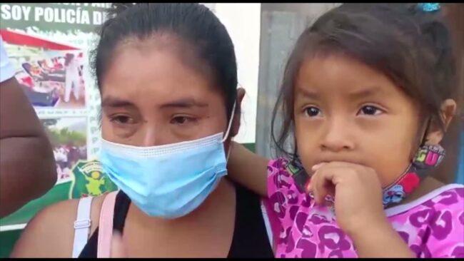 Buscan a menor de 13 años que desapareció de su hogar en el distrito de Bajo Biavo