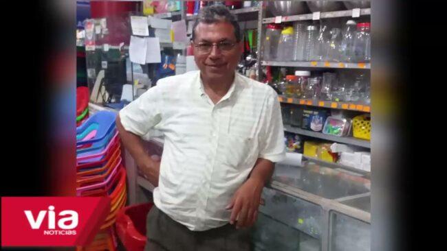 Detienen a sujeto presuntamente involucrado en asesinato de ingeniero Jaime Ramírez Navarro