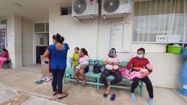 Hace dos semanas no se registran  casos en hospital covid de La Banda de Shilcayo