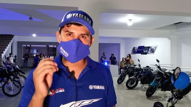 Moto Racing La Roca  inauguró amplio local en Morales